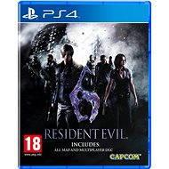 Resident Evil 6 HD - PS4 - Konzoljáték