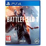 PS4 - Battlefield 1 - Konzoljáték