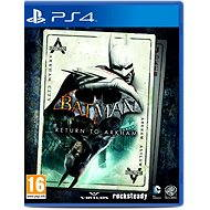 Batman Return to Arkham - PS4 - Konzoljáték