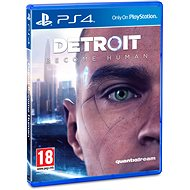 DETROIT Become Human  - PS4 - Konzoljáték