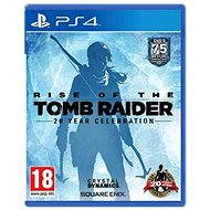 Rise of The Tomb Raider 20th Celebration Edition - PS4 - Konzoljáték