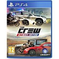 The Crew Ultimate Edition - PS4 - Konzol játék