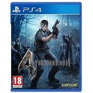 Resident Evil 4 - PS4 - Konzoljáték