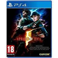 Resident Evil 5 - PS4 - Konzoljáték