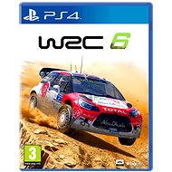 WRC: FIA World Rally Championship 6 - PS4