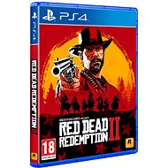 Red Dead Redemption 2 - PS4 - Konzoljáték