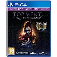 Torment: Tides of Numenera - PS4 - Konzoljáték