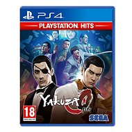 Yakuza 0 - PS4 - Konzoljáték