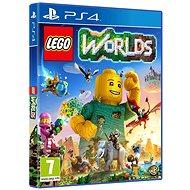 Konzol játék LEGO Worlds - PS4