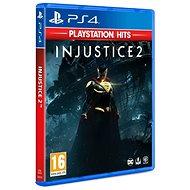 Injustice 2 - PS4 - Konzol játék