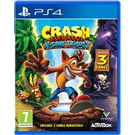 Crash Bandicoot N Sane Trilogy - PS4 - Konzoljáték
