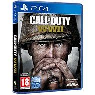 Call of Duty: WWII - PS4 - Konzoljáték