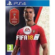 FIFA 18 - PS4 - Konzoljáték