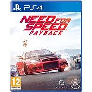Need for Speed Payback - PS4 - Konzol játék
