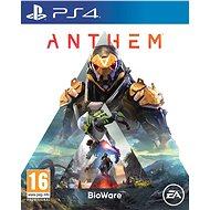 Anthem - PS4 - Konzoljáték