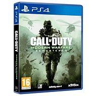 Call of Duty: Modern Warfare Remaster - PS4 - Konzoljáték