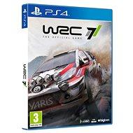 WRC 7 - PS4 - Konzol játék
