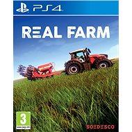 Real Farm - PS4 - Konzoljáték