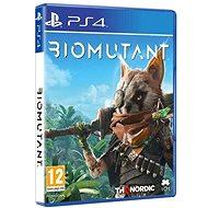 Biomutant - PS4 - Konzol játék