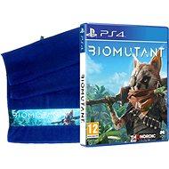 Biomutant - Törülközős kiadás - PS4
