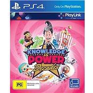 Knowledge is Power Decades - PS4 - Konzol játék