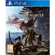 Monster Hunter: World - PS4 - Konzoljáték