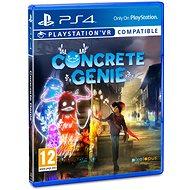 Concrete Genie - PS4 - Konzol játék