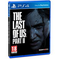 The Last of Us Part II - PS4 - Konzol játék