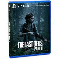 The Last of Us Part II Standard Plus Edition - PS4 - Konzol játék