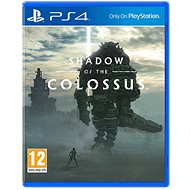 Shadow of the Colossus - PS4 - Konzoljáték
