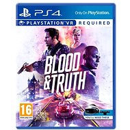 Blood and Truth - PS4 VR - Konzoljáték