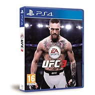 UFC 3 - PS4 - Konzoljáték