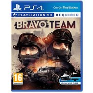 Bravo Team - PS4 VR - Konzoljáték