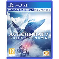 Ace Combat 7: Skies Unknown - PS4 - Konzoljáték