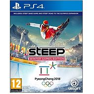Steep Winter Games Edition - PS4 - Konzol játék