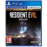 Resident Evil 7: Biohazard Gold Edition - PS4 - Konzoljáték