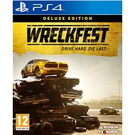 Wreckfest Deluxe Edition - PS4 - Konzoljáték