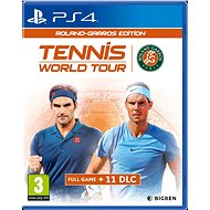 Tennis World Tour - RG Edition - PS4 - Konzol játék