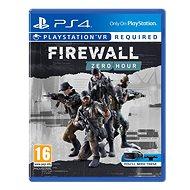 Firewall zero Hour - PS4 VR - Konzol játék