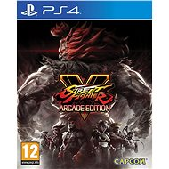 Street Fighter V Arcade Edition - PS4 - Konzoljáték