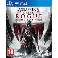 Assassins Creed: Rogue Remastered - PS4 - Konzol játék