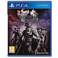 Dissidia Final Fantasy NT - PS4 - Konzoljáték