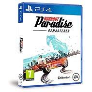 Burnout Paradise Remastered - PS4 - Konzol játék