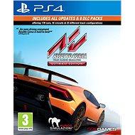 Assetto Corsa: Ultimate Edition - PS4 - Konzol játék
