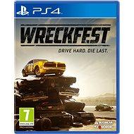Wreckfest - PS4 - Konzol játék
