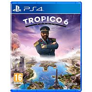 Tropico 6 - PS4 - Konzoljáték