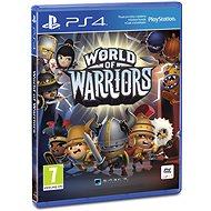 World of Warriors - PS4 - Konzoljáték