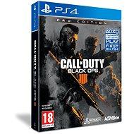 Call of Duty: Black Ops 4 PRO - PS4 - Konzoljáték