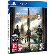 Tom Clancys The Division 2 - PS4 - Konzoljáték