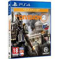 Tom Clancys The Division 2 Gold Edition - PS4 - Konzoljáték
